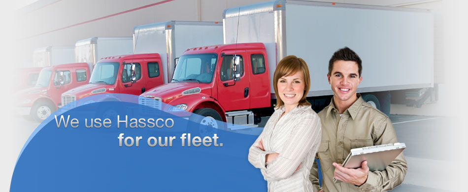 We use Hassco ... for our fleet.