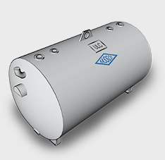 Double Wall Fuel Oil Tank