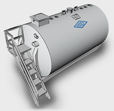 Larger Aboveground Steel Tanks