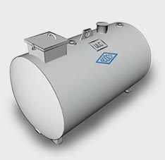ULC Approved Single-Wall Utility Tanks